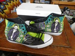 Converse All Star DC Comics Suicide Squad Joker Hi Top Shoes