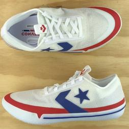Converse All Star Pro BB City Pack Red White Blue Basketball