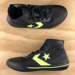 Converse All Star Pro BB Hyperbright Black Green Basketball