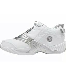 Reebok Allen Iverson Answer V 5 OG White Silver Men's 9 Bask