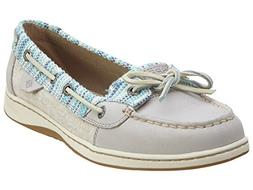 Sperry Top-Sider Angelfish Rafia Womens Style: STS96001-LTGR