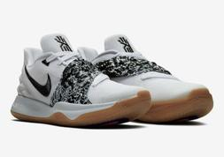 AO8979-100 Nike Kyrie 4 Low Black White Basketball Shoes Men