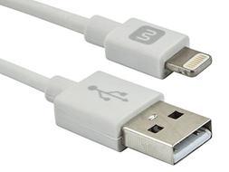 AmazonBasics Apple Certified Lightning to USB Cable - 6 Feet