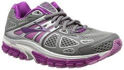 Women's Brooks 'Ariel 14' Running Shoe, Size 10.5 B - Grey