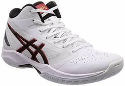 basketball shoes GELHOOP V11 White / Black 26.5 cm