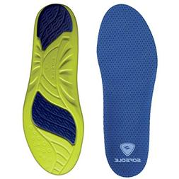 Sof Sole Insoles Women's ATHLETE Performance Full-Length Gel