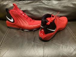 Nike AV8061-600 Men's Air Max Wavy Basketball Shoes Universi