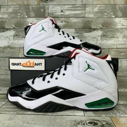 Jordan B'Loyal Men's Basketball Shoes CW7008 100 White Green