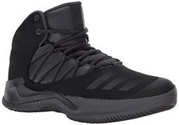 adidas Men's Ball 365 Inspired Basketball Shoe, Utility Blac