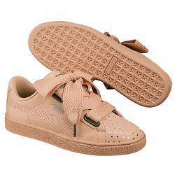 PUMA Basket Heart Lux Women's Sneakers Women Shoe Sport Clas