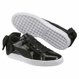 PUMA Basket Suede Bow Women's Sneakers Women Shoe Sport Cl