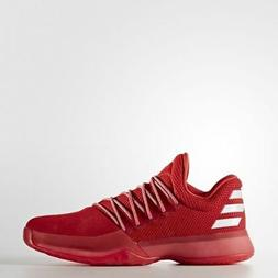 Adidas Basketball James Harden Vol.1 Red White Shoes Boost N