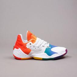 Adidas Basketball James Harden Vol 4.  Pride Pack Rainbow Me