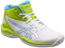 ASICS basketball Kids shoes GELPRIMESHOT SP 4 White/Yellow U