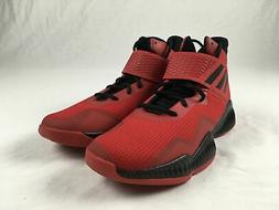 adidas  Basketball Shoes Men's Red/Black NEW Multiple Sizes