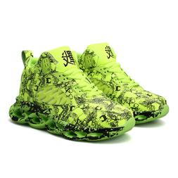 Basketball Shoes Men's Tie-dye Sneakers Outdoor Colorful Ath