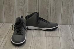 Champion Basketball Sneakers, Men's Size 8.5, Charcoal/White