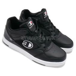 Champion BKB I Black White Men Casual Basketball Shoes Sneak