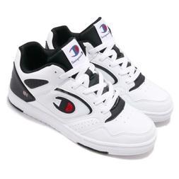 Champion BKB I White Black Red Blue Men Basketball Shoes Sne