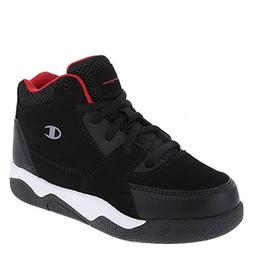 655da0a06f876 Champion Black Red Boys  High-Top Overtime Basketball 12 Reg