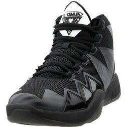 AND1 Boom  Athletic Basketball  Shoes - Black - Mens