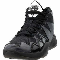 AND1 Boom  Casual Basketball  Shoes - Black - Mens