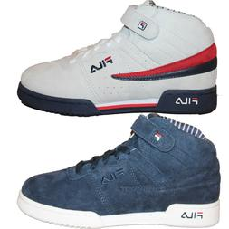 Boys Girls Big Kids Fila F13 PS PINSTRIPE Retro Casual Suede