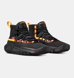 Under Armour Boys Grade School UA Curry 3Zer0 2 Basketball S