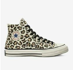 Braindead Converse Chuck 70  Leopard Cheetah Driftwood US Me