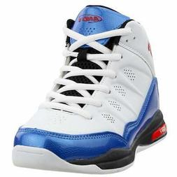 AND1 Breakout  Casual Basketball  Shoes - White - Boys