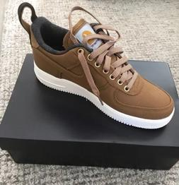 Carhartt WIP X Nike Air Force 1 Low / Mens 9 NIB