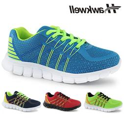 Hawkwell Casual Kids Sneakers Shoes Boys Girls Running Sport