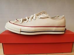 Converse Chuck 70 Low Top Parchment Basketball 162062C Shoes