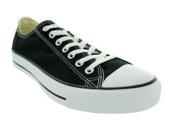 Converse Chuck All Star Black Sneaker - Black 8 B US Women /