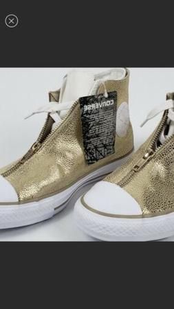 Converse Chuck Taylor All Star Classic Shroud Gold Leather H