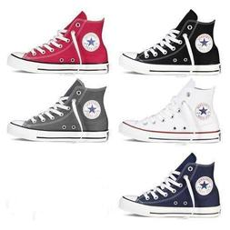 CONVERSE Chuck Taylor All Star High Top Shoes Canvas Unisex