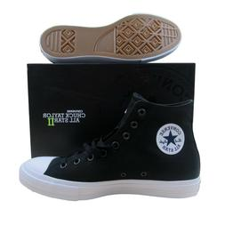 Converse Chuck Taylor All Star II Hi Shoes Lunarlon Black 15