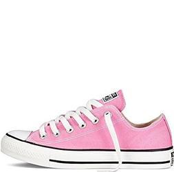 Converse Unisex Chuck Taylor Classic Pink Sneaker - 5 Men -