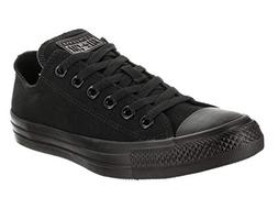 Converse Women's Chuck Taylor Ox Black Monochrome Basketball