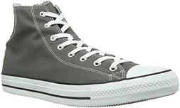 CONVERSE CHUCK TAYLOR ALL STAR HI SEASNL BASKETBALL SHOES 9.