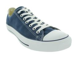 Converse Chuck Taylor All Star Lo Top Navy Canvas Shoes Men