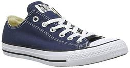 Converse Unisex Chuck Taylor All Star Ox Sneakers Navy M9697