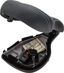 Comfort Storage Seat Black