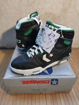 Converse CONS ERX 300 Celtics black hightops 1988 vtg ds bas