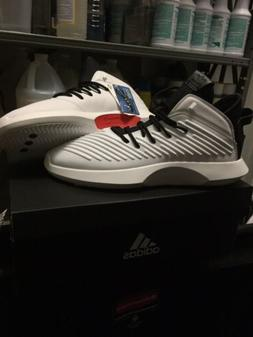 Adidas Crazy 1 ADV Men's Basketball Shoes AQ0320 White/Bla
