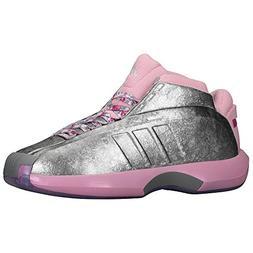 Adidas Crazy 1 Men's Shoe C76100 Florist John Wall Pink Rose