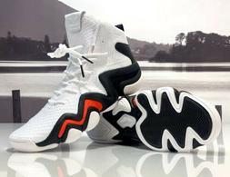 Adidas Crazy 8 ADV Primeknit Black White Basketball Shoes CQ