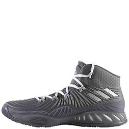 adidas Men's Crazy Explosive 2017 Grey Four/Silver Metallic/