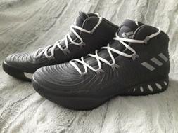 Adidas Crazy Explosive 2017 Men's Gray Basketball Shoes/Snea
