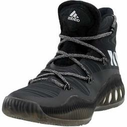 crazy explosive athletic basketball stability shoes black
